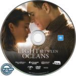 The Light Between Oceans (2016) R4 DVD Label