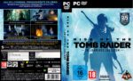 Rise of The Tomb Raider – 20 Jähriges Jubiläum (2016) V1 German Custom PC Cover & Labels