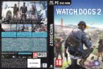 Watch Dogs 2 (2016) FR NL Custom PC Cover & Labels