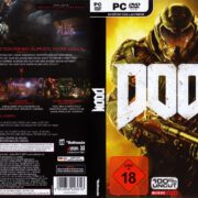 Doom (2016) German PC Cover