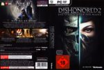 Dishonored 2 (2016) German PC Cover & Label