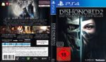 Dishonored 2 (2016) German PS4 Cover & Label