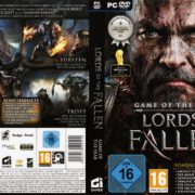 Lords of the Fallen – Game of The Year (2015) German PC Cover & Labels