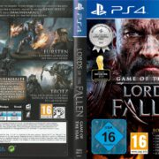 Lords of the Fallen – Game of The Year (2015) German Custom PS4 Cover