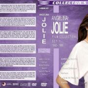 Angelina Jolie Film Collection - Set 1 (1983-1996) R1 Custom Covers
