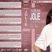 Angelina Jolie Film Collection - Set 2 (1996-1998) R1 Custom Covers