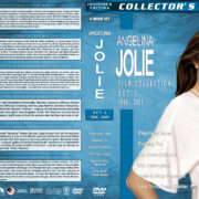 Angelina Jolie Film Collection – Set 3 (1998-2001) R1 Custom Covers