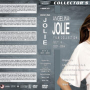 Angelina Jolie Film Collection – Set 4 (2001-2004) R1 Custom Covers