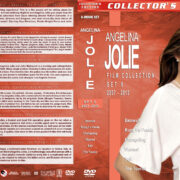Angelina Jolie Film Collection – Set 6 (2007-2010) R1 Custom Covers