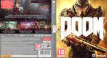 Doom (2016) XBOX ONE France Cover & Label