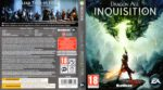 Dragon Age Inquisition (2014) XBOX ONE France Cover & Label