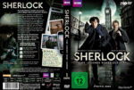 Sherlock Staffel 1 (2011) R2 German Custom Cover & Labels