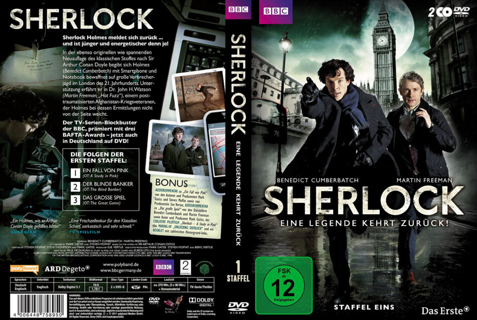 Sherlock Staffel 1 Download