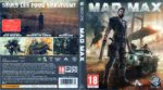 Mad Max (2015) XBOX ONE France Cover & Label