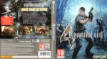 Resident Evil 4 (2016) XBOX ONE France Cover & Label
