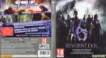 Resident Evil 6 (2016) XBOX ONE France Cover & Label