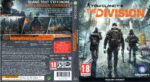 Tom Clancy's The Division (2016) XBOX ONE France Cover & Label