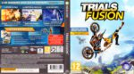 Trials Fusion (2014) XBOX ONE France Cover & Label