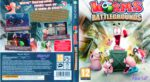 Worms Battlegrounds (2014) XBOX ONE France Cover & Label