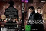 Sherlock Staffel 3 (2014) R2 German Custom Cover & Labels