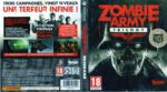 Zombie Army Trilogy (2015) XBOX ONE France Cover & Label