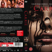 Carrie (2013) R2 DVD Nordic Cover