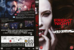 Fright Night 2 (2013) R2 DVD Nordic Cover
