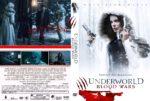 Underworld: Blood Wars (2016) CUSTOM Cover & Label