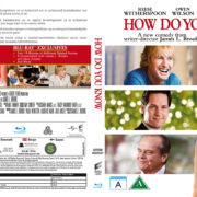 How Do You Know (2010) R2 Blu-Ray Nordic Cover