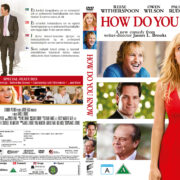 How Do You Know (2010) R2 DVD Nordic Cover