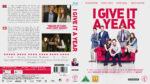 I Give It a Year (2013) R2 Blu-Ray Nordic Cover