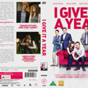 I Give It a Year (2013) R2 DVD Nordic Cover