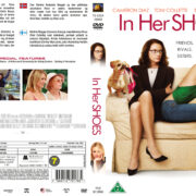 In Her Shoes (2005) R2 DVD Cover