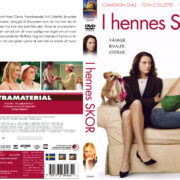 In Her Shoes (2005) R2 DVD Nordic V2 Cover