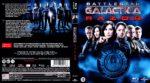 Battlestar Galactica Razor (2007) R2 Blu-Ray Dutch Cover