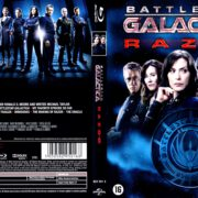Battlestar Galactica Razor (2007) R2 Blu-Ray Dutch Cover