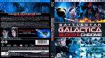 Battlestar Galactica Blood & Chrome (2012) R2 Blu-Ray Dutch Cover