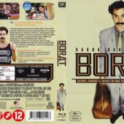 Borat (2006) R2 Blu-Ray Dutch Cover