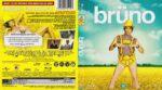 Brüno (2009) R2 Blu-Ray Dutch Cover
