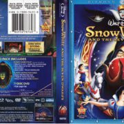 Snow White (1937) R1 Blu-Ray Cover