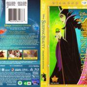 Sleeping Beauty (1959) R1 Blu-Ray Cover