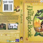 The Jungle Book (1967) R1 Blu-Ray Cover