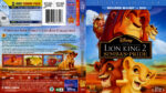 The Lion King: Simba's Pride (1998) R1 Blu-Ray Cover