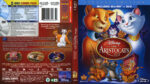 Aristocats (1970) R1 Blu-Ray Cover