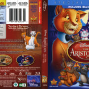 Aristocats (1970) R1 Blu-Ray Cover