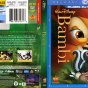 Bambi (1942) R1 Blu-Ray Cover