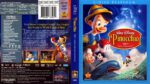 Pinocchio (1940) R1 Blu-Ray Cover