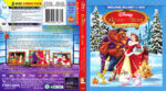 Beauty And The Beast: Enchanted Christmas (1997) R1 Blu-Ray Cover