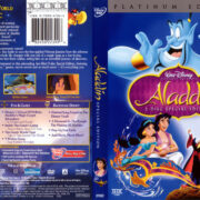 Aladdin (1992) R1 DVD Cover