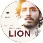 Lion (2016) R0 CUSTOM Label